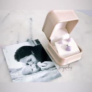 Breastmilk keepsake set - eternal love